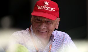 Lauda sees no reason to change Mercedes driver line-up