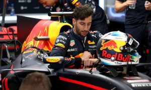 Ricciardo hoping to inch closer, but not expecting to win