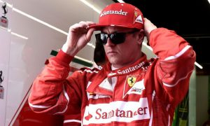 Raikkonen gets a new helmet design for 2018