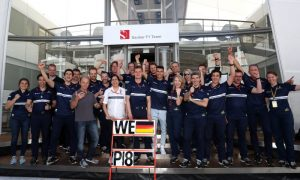 Wehrlein and Sauber ecstatic after points-scoring race