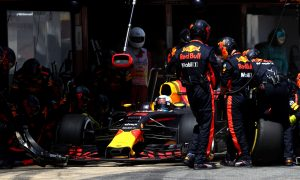 Red Bull targeting Austria for next RB13 upgrade