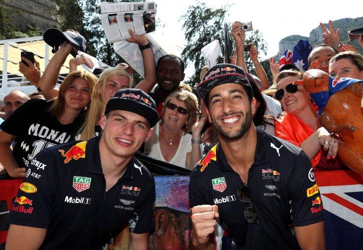 Sebastian Vettel is the fastest in free practice