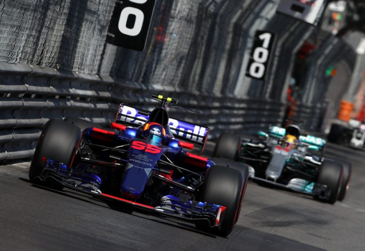 Jenson Button hit with Monaco grid penalty