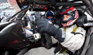 When Nicky Hayden went  for a DTM ride