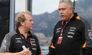 Mallya's legal woes won't impact Force India - Fernley