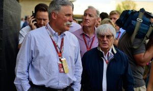 Carey faults Ecclestone for lack of vision for F1