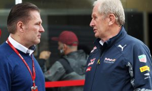 Jos Verstappen set to become Red Bull talent scout