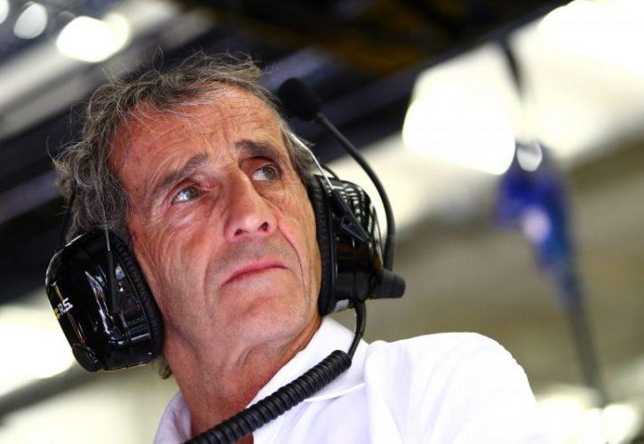 Alain Prost, Renault advisor