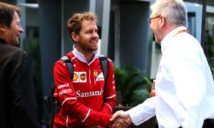 Brawn underlines Vettel role in Ferrari resurgence