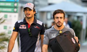 Alonso hails Sainz as 'one of the best on the grid'