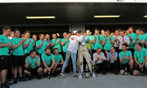 Bottas lauds a team 'that knows how to win'
