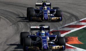 Sauber set to use McLaren gearbox in 2018