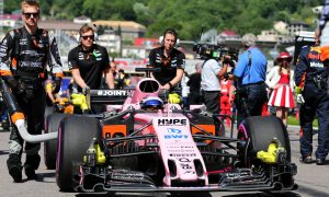 Hard tyre compound wrong choice for Barcelona - Perez