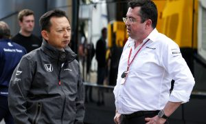 Boullier won't rule out a McLaren-Honda divorce!