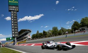 Massa and Stroll struggling with tyres in Spain