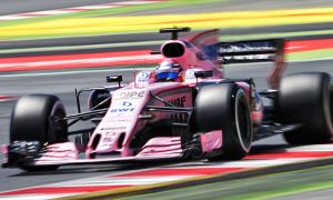 Perez targets Red Bull after taking fourth in Barcelona