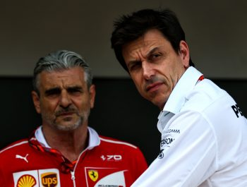 Wolff: Vettel win not 'orchestrated' by Ferrari