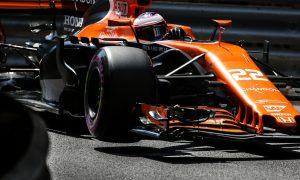 Button slowly getting to grips with new-spec MCL32