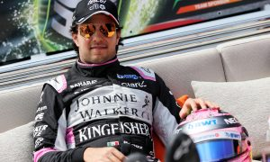 Renault is closing in on Sergio Perez