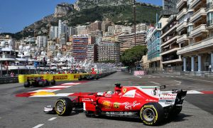 'Greedy' Vettel unhappy losing Monaco pole to Raikkonen