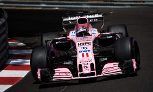 Force India still aiming for a double-points finish