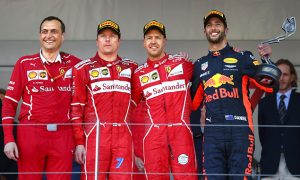 Vettel takes complete control over Raikkonen at Monaco