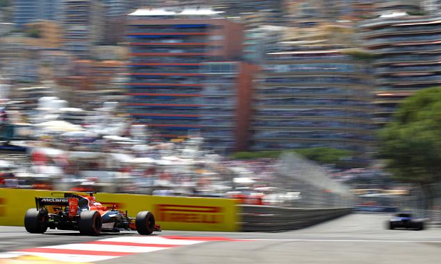 F1 drivers wary of new Monaco kerbs