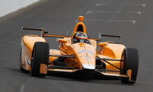 Finders keepers? Alonso will get to keep his Indycar