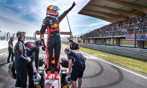 Verstappen sets fastest lap ever around Zandvoort