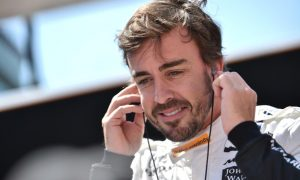 Alonso open to full-time IndyCar switch!