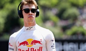 Kvyat looking to recover from Monaco frustrations in Montreal
