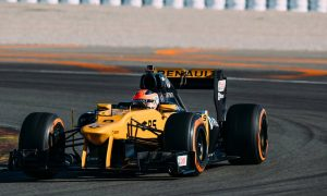 Formula 1 hails Robert Kubica's return to action