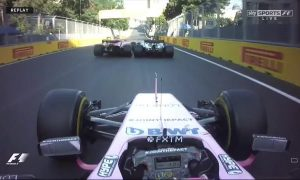 Vettel hits Hamilton in road rage drama!