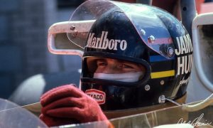 James Hunt remembered twenty-four years on