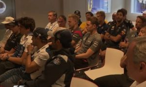 Video: Inside the Monaco FIA driver's briefing!