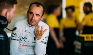 Abiteboul: 'Kubica not on our list, but that could change'