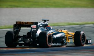 Renault and Kubica: one step at a time