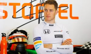 Vandoorne gets his own grandstand at Spa