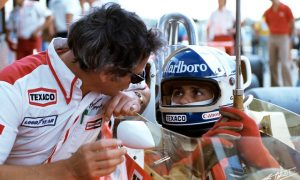 It's a day to celebrate Patrick Tambay