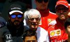 Ecclestone says Ferrari should sign Alonso