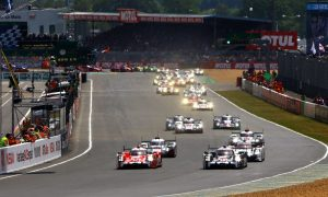 Chase Carey to start the 24 Hours of Le Mans