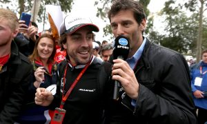 Webber on Alonso: 'It's an absolute travesty!'