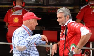 Angry Lauda supports FIA Vettel probe