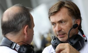 Ex-McLaren CEO Jost Capito heads back to VW