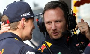 Horner reiterates 'water-tight' contracts for Red Bull drivers
