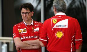 Ferrari's Binotto: 'Vettel will stay with us'