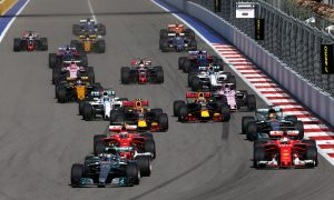 F1 calendar expansion in the works