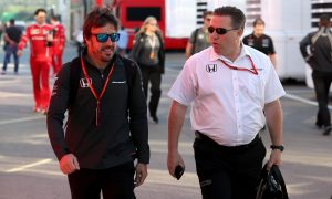 No tensions between McLaren and Alonso - Brown