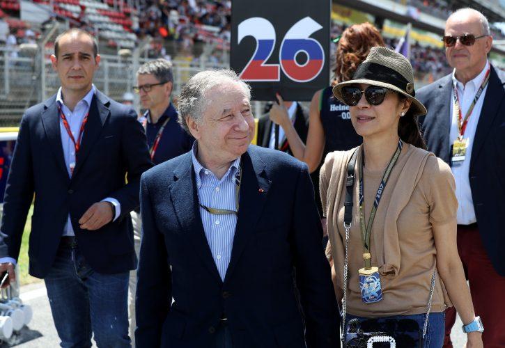 FIA to investigate Sebastian Vettel's 'road-rage' at Azerbaijan GP — Formula One