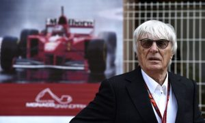 Free F1 content is upsetting broadcasters - Ecclestone
